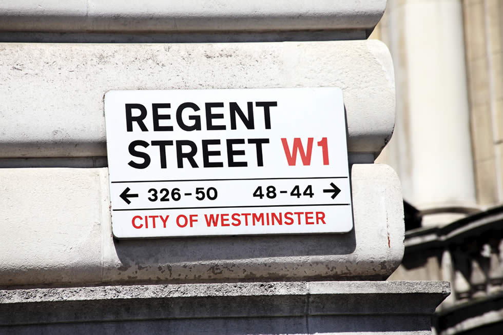 Regent Street office cleaners
